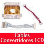 Cables Convertidores LCD